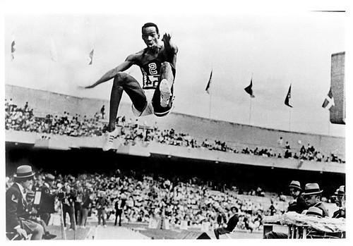 Bob Beamon y su record mundial en México 68