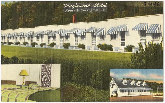 Motels In Covington Va