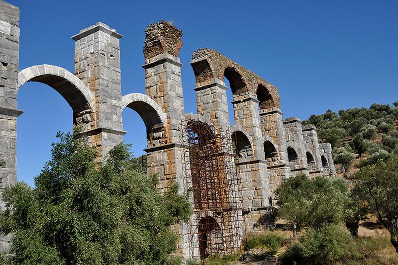 Moria - Late Roman Architecture - Aqueduct