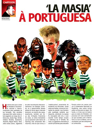 Academia-Sporting-cartoon-revista-futebolista by caricaturas