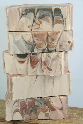 Cherry Almond Soap - The Daily Scrub (9)