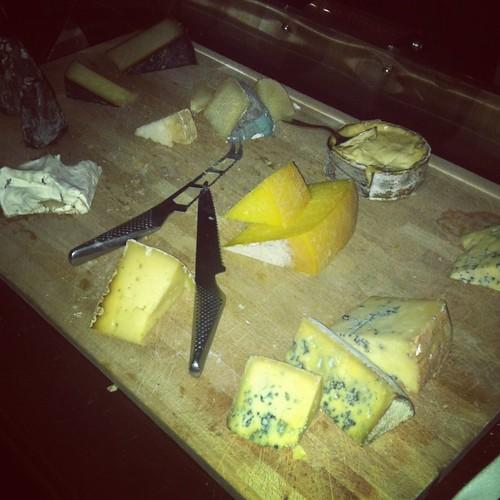 bacchanalia cheese cart