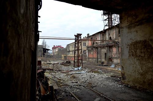 Stavropol flour milling plant