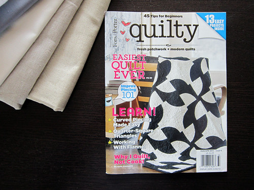 Quilty, the Mar/Apr issue