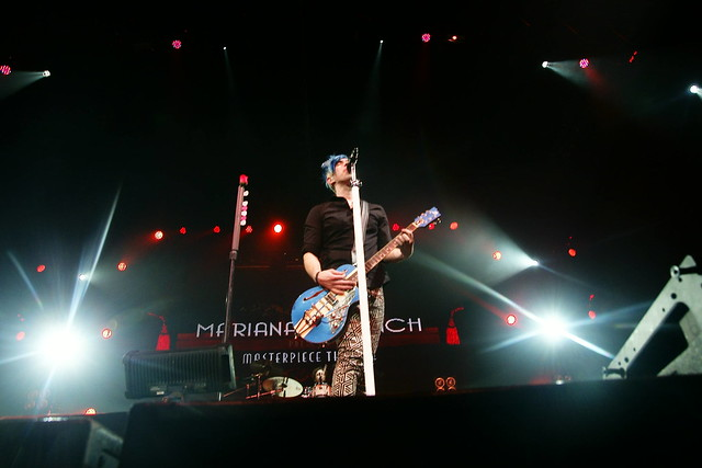 Mariana's Trench @ The WFCU Centre
