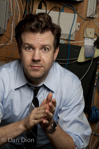 Jason Sudeikis by Dan Dion