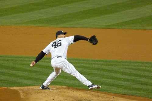 The pitch from Pettitte