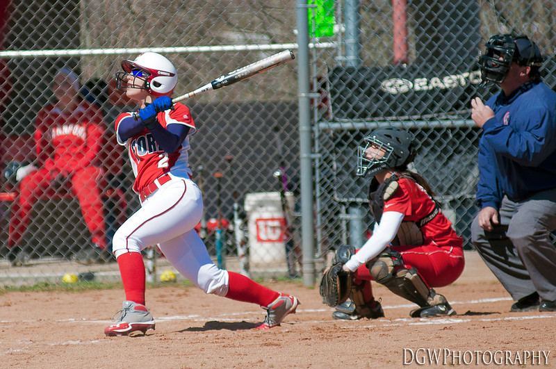 Foran High Softball