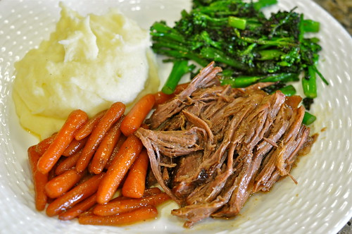 Easiest Crock Pot Beef Roast