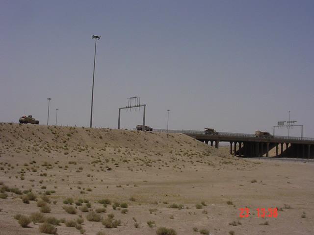Iraqi Overpass