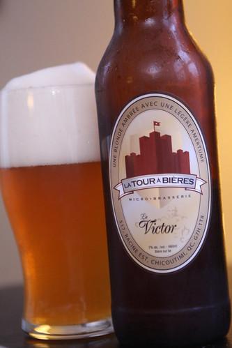 La Tour à Bières La Victor