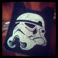 Custom Stormtrooper Wallet