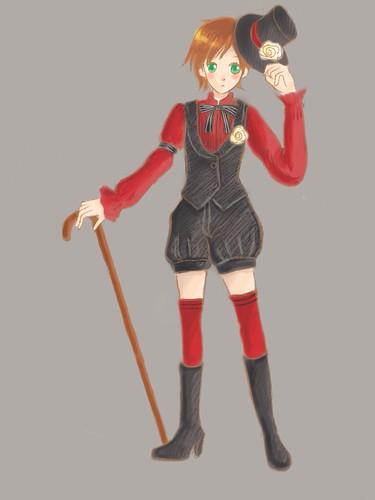 Lolita Boy Style