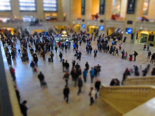 4.11 - Mini Grand Central Station