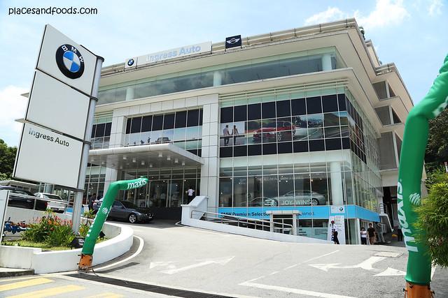 Maxis Business Showcase 12 & 13 April Ingress Auto