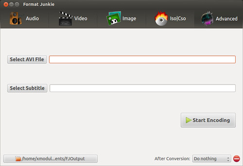How to convert image, audio and video formats on Ubuntu