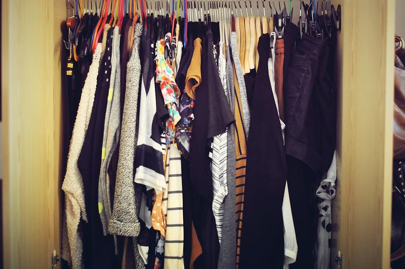 clothes wardrobe rottenotter rotten otter blog