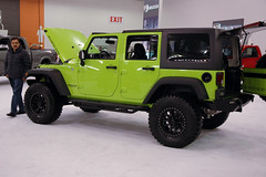 JEEP WRANGLER COLORS