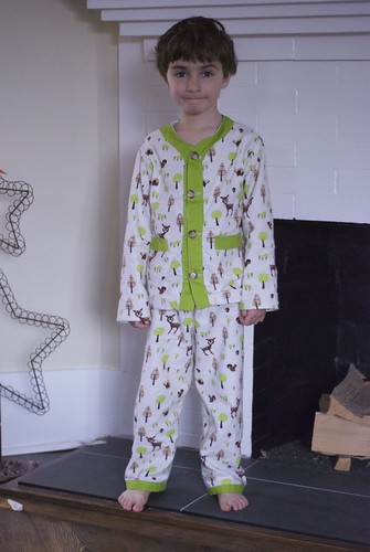 Second Sleepover Pajamas