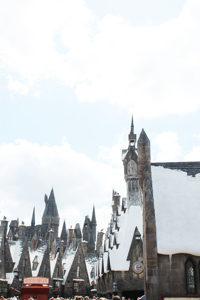 hogsmeade and butterbeer
