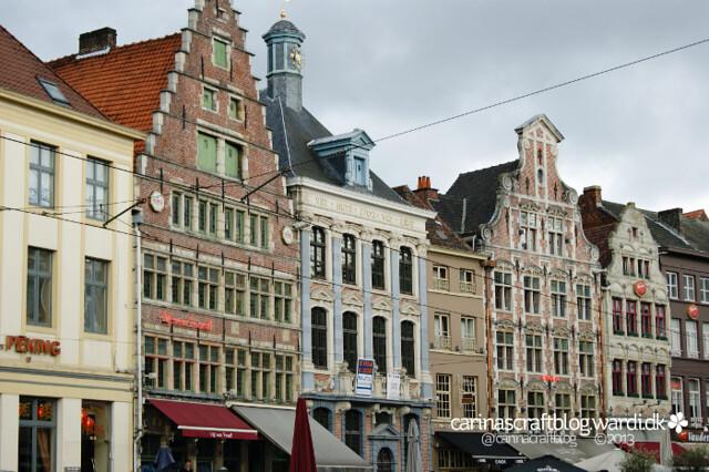 Korenmarkt, Gent