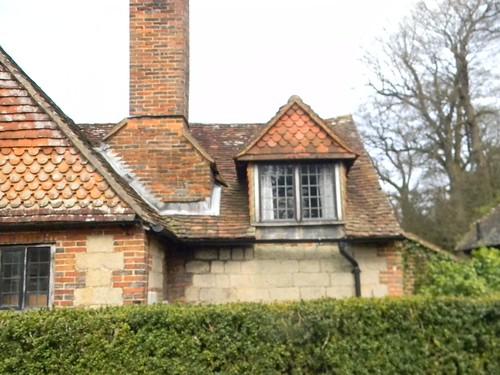 Old House near Enton Mill
