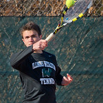 13-0073 -- Men's tennis vs Monmouth