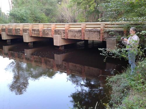 Franklinville Road Bridge (closed)