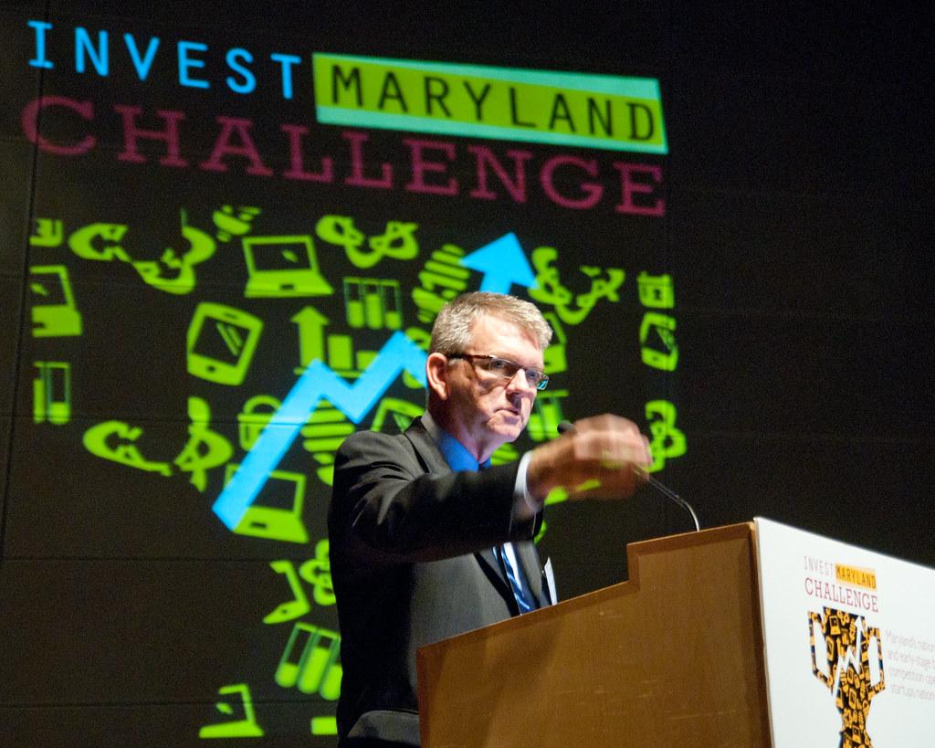 Invest Maryland Challenge Reception