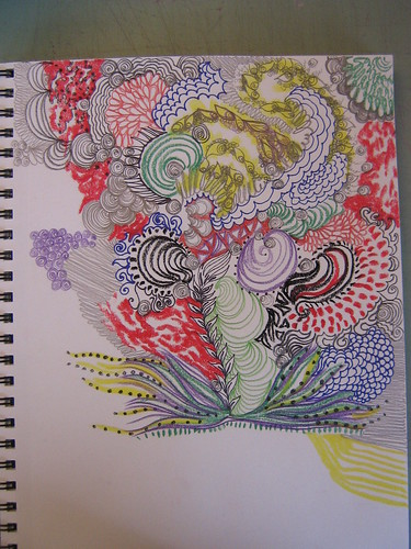 Doodling on Steroids by Steph Toth Kates