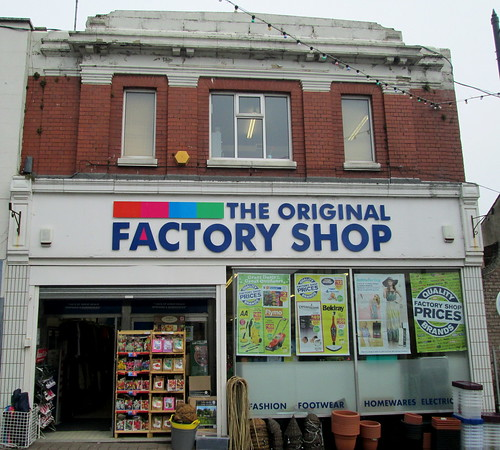 Former Woolworths, Maryport Cumbria