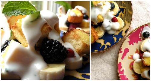 Mrs. Fields Secrets Dessert Salad