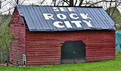 In the news: Ben Morris's See Rock City Barn