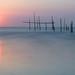 Sunset in Rockanje by wimzilver