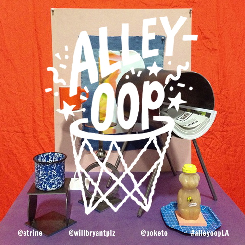 Poketo presents Alley-Oop with Eric Trine and Will Bryant, Feb 16th 7-10pm