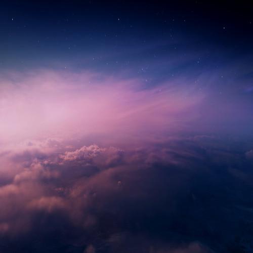 [フリー画像素材] 自然風景, 空, 雲, 朝焼け・夕焼け ID:201302102000
