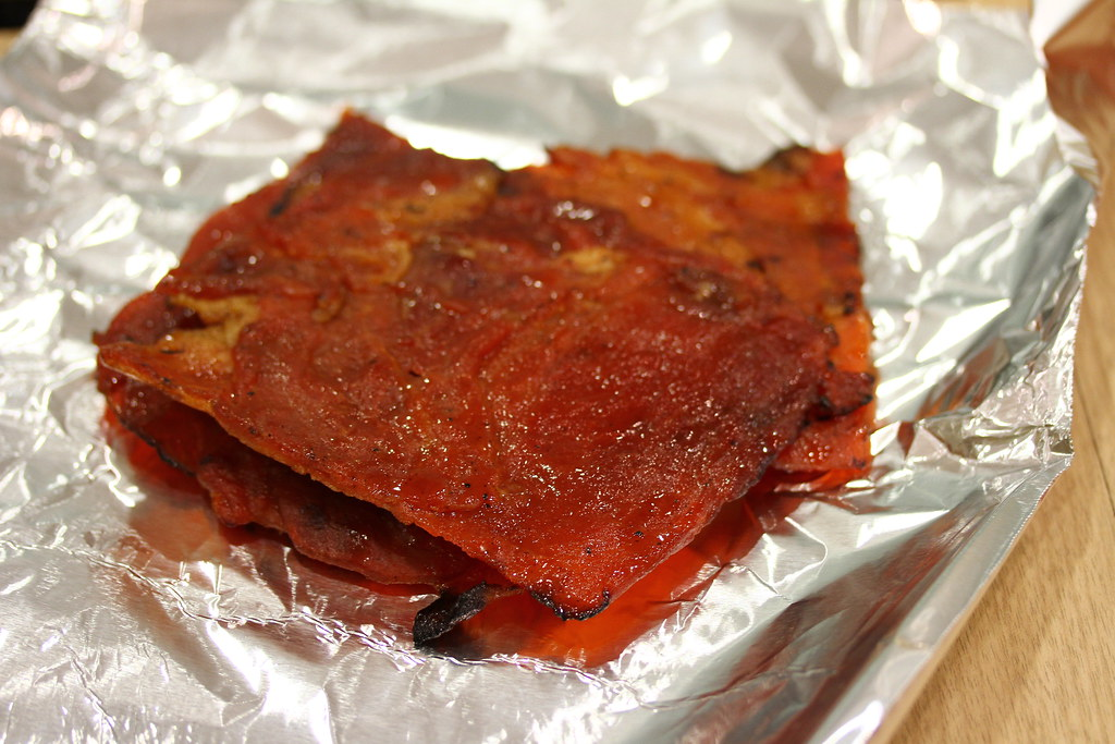 The Ultimate Bak Kwa Taste Test: Xin Dong Fang (sliced pork)