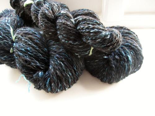 Magpie Shetland-silk