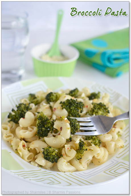 Pasta e Broccoli Recipe