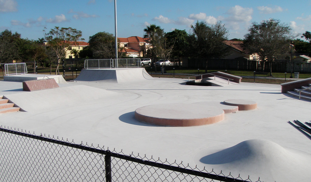 Florida Skateparks Map.Miami Florida North Trail Park The Crew Is Just Wrappin Flickr