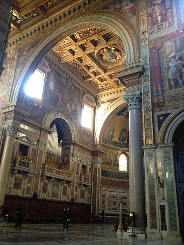 Basilica di San Giovanni in Laterano #happy365 HH365/39 by Jenelle Blevins