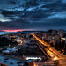 Krstarica prema gradu HDR by Miho Bakalic