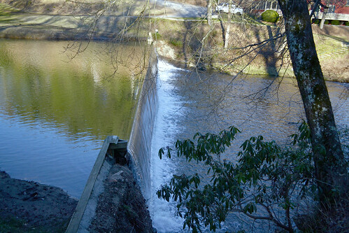 geese ducks waterfalls oldmills mitchellriver elkinnc surrycounty kappsmill keithhallphotography
