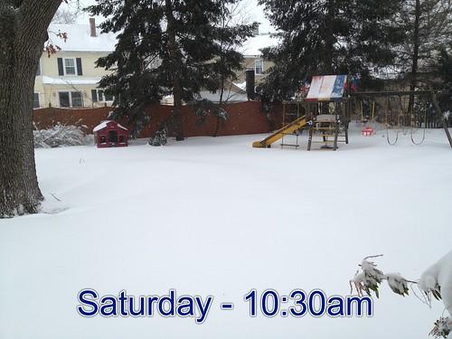 Blizzard watch, 10:30am