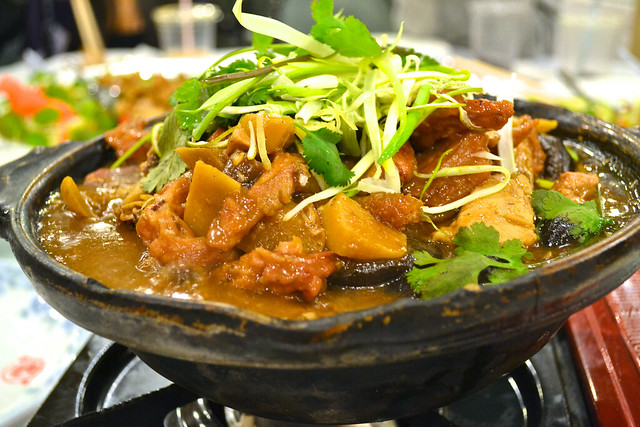 snake stew