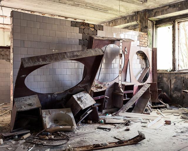 Pripyat - Barber