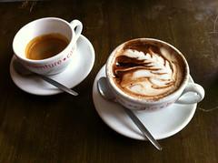 coffee in Bath