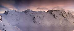 Stars of Gorner Glacier