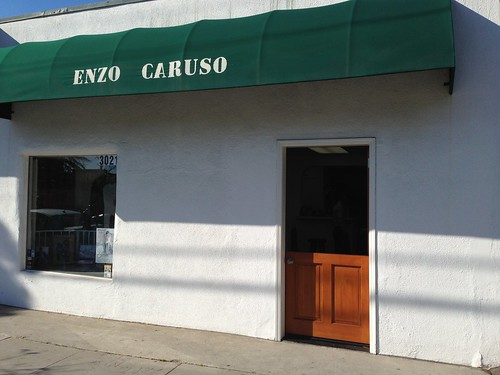 Enzo Caruso storefront