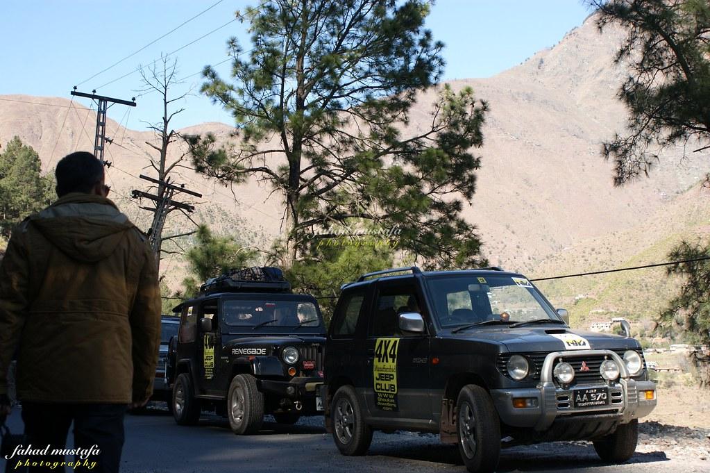 Muzaffarabad Jeep Club Neelum Snow Cross - 8468261775 3417d41bb9 b